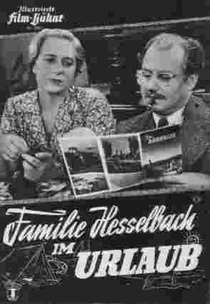 Familie Hesselbach im Urlaub movie